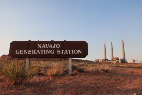 Long-running coal plant on Navajo Nation stops production