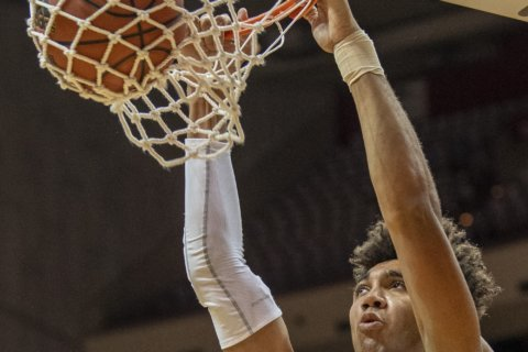 Smith scores 22 to lead Indiana to 100-62 win over Troy