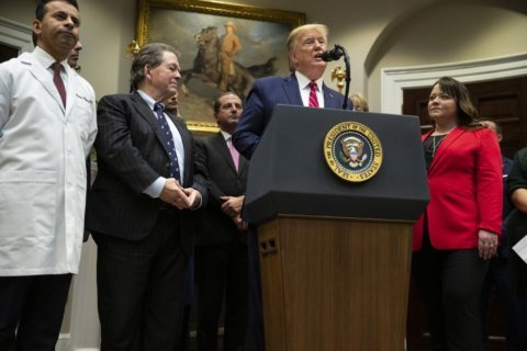 White House seeks disclosure of actual health care prices