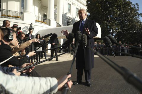 The Latest: Bloomberg would focus on Super Tuesday states