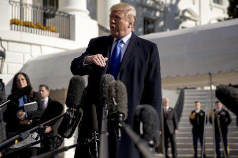 The Latest: Trump will have 'no more vigorous advocate'