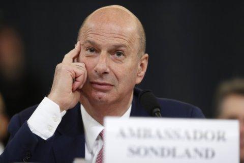 Trump directed Ukraine quid pro quo, key witness says