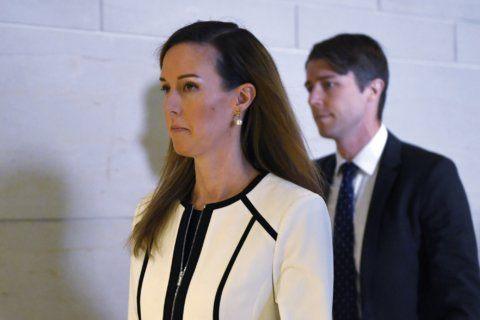 The Latest: Democrats subpoena Mulvaney in impeachment probe