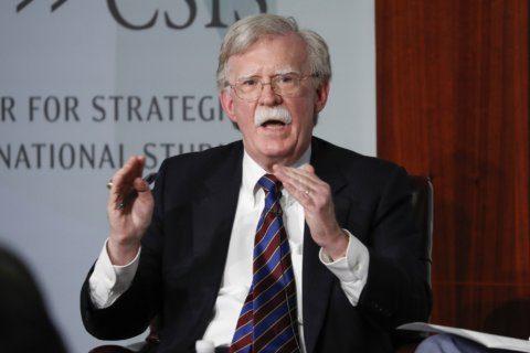Lawyer: Bolton has knowledge about Ukraine not yet public