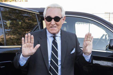 Prosecutors say Trump associate Stone lied to investigators