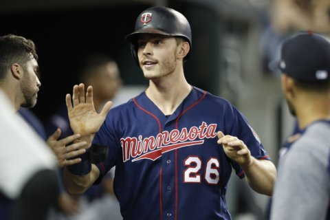 Twins' Max Kepler retraces steps in trip back to Germany