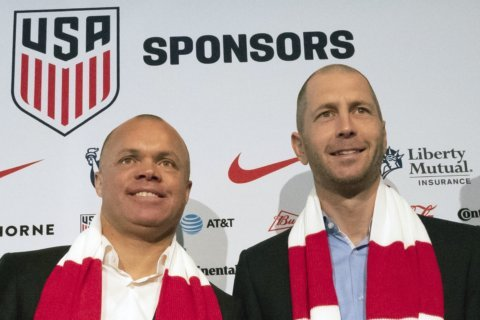 US sporting director Stewart says Berhalter's job is safe