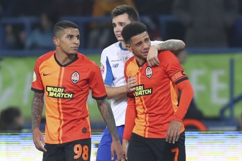 Brazilian player banned in Ukraine for response to racism