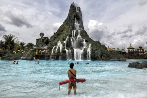 Universal won't be cited for electric shocks at water park