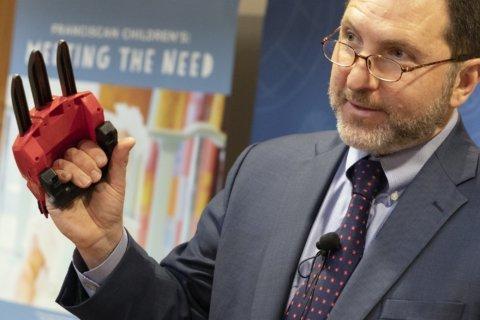 Nerf gun, Power Rangers claw cited by toy safety watchdog