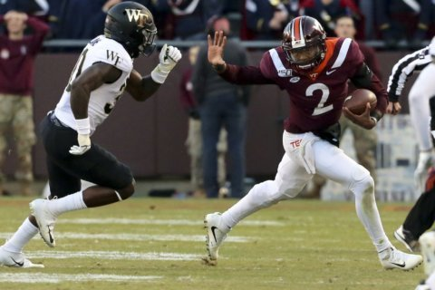 Hokies look to continue ACC surge against Yellow Jackets