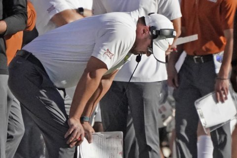 Herman shakes up Texas staff after disappointing 7-5