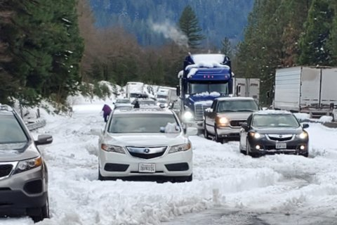 Thanksgiving brings brief respite from worst of snow, winds