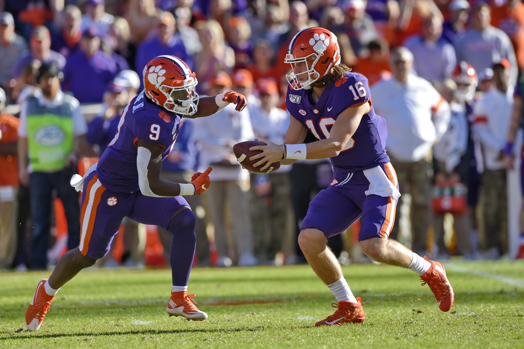 No 4 Clemson Routs Wofford 59 14 For 24th Straight Victory