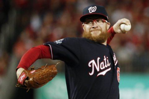 Nats' Sean Doolittle makes guest appearance on 'Wait Wait … Don't Tell Me!'
