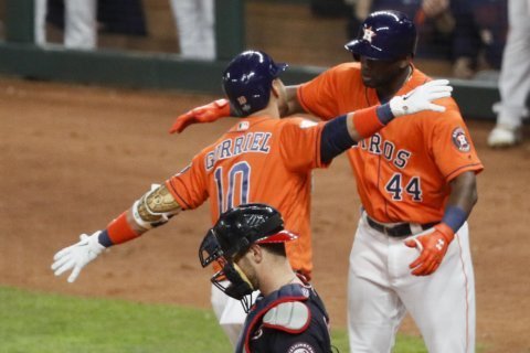 Mets' Alonso, Astros' Álvarez named Rookies of the Year