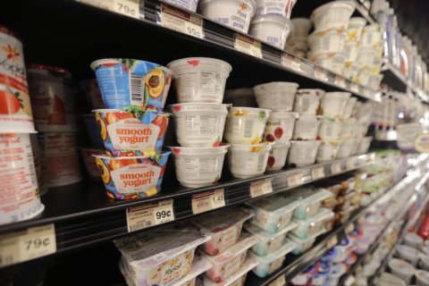 Yogurt sales sour as US breakfast culture changes