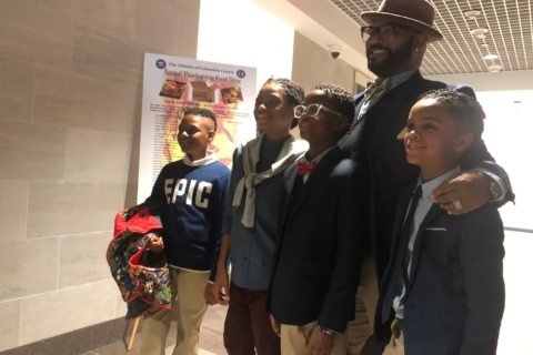 DC Adoption Day unites kids with forever families