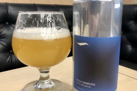 Beer of the Week: Finback Aqua Dementia Double IPA