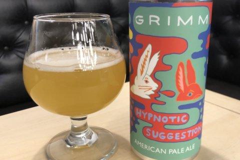 Beer of the Week: Grimm Hypnotic Suggestion American Pale Ale