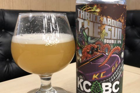 WTOP's Beer of the Week: KCBC Thrice Around The Sun DIPA