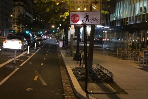 DC vows more tickets for bike lane blockers