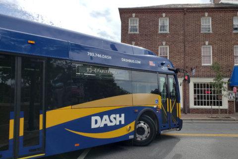 Alexandria's DASH bus makes additional changes due to coronavirus