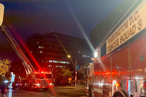 Fire closes GSA Regional Office Building in DC