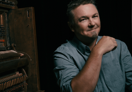 Q&A: Edwin McCain plays City Winery — and DC could not ask for more