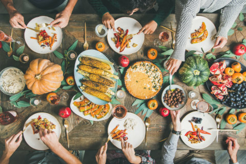 How to host 'Friendsgiving' on a budget