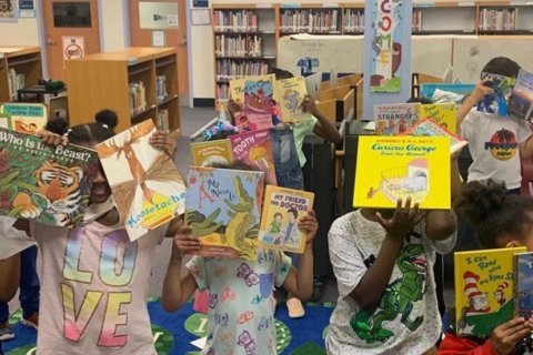 'Brothers With Books' delivers on efforts to promote reading in Montgomery Co.
