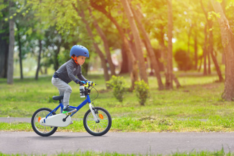 Toy safety: If you buy your kid a bike, complete the gift with a helmet