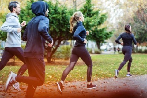 'Relatively small doses' of running can lower risk of death: Study
