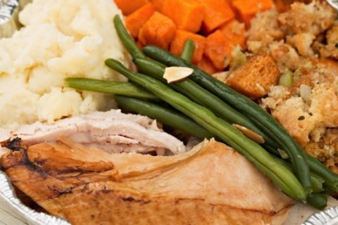 Here's how long Thanksgiving leftovers last