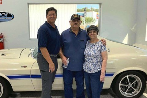 Man pays off his employee's mortgage, allowing him to retire early