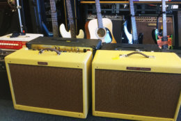 amps, pawn shop