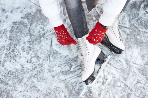 Best places to ice skate in the DC area