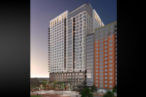 Silver Spring's tallest building will have a big food hall