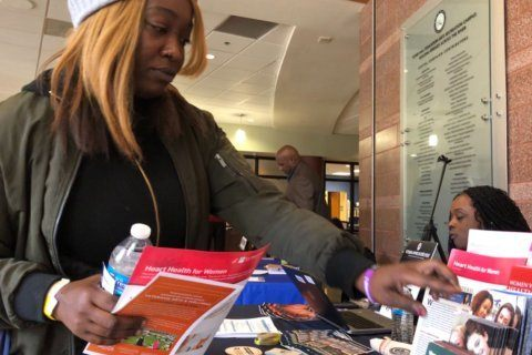 DC event serves up pampering, support services to veterans