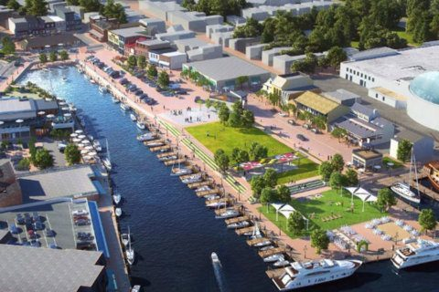 $50M redevelopment of City Dock eyed in Annapolis