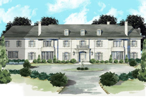 Yet-to-be-built Virginia house hits the market for $38M. It's being marketed as ideal for an Amazon exec.