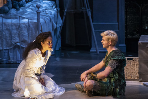 Q&A: 'Peter Pan & Wendy' soars into Shakespeare Theatre with modern take