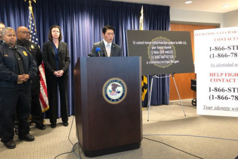 FBI, Md. authorities take on MS-13 with new nationwide tip line
