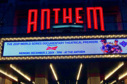 Nats World Series documentary viewing party at Anthem is grand slam for fans
