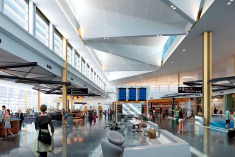 DCA lines up restaurants for new concourse
