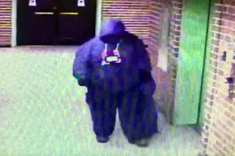 Suspect sought after 47 self-storage unit burglaries in Kensington, Md.