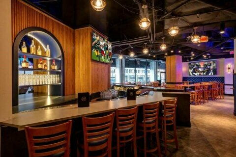 The Admiral, with one of DC's biggest patios, opens in Dupont Circle