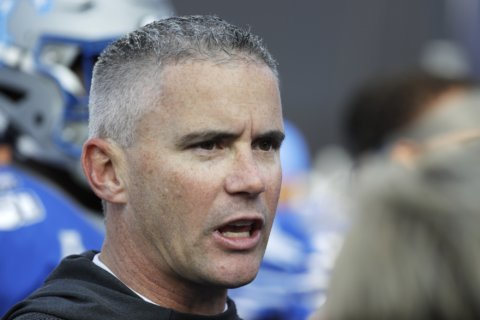 Florida State makes Memphis' Mike Norvell new head coach