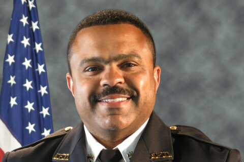 Alexandria appoints city's first black permanent fire chief