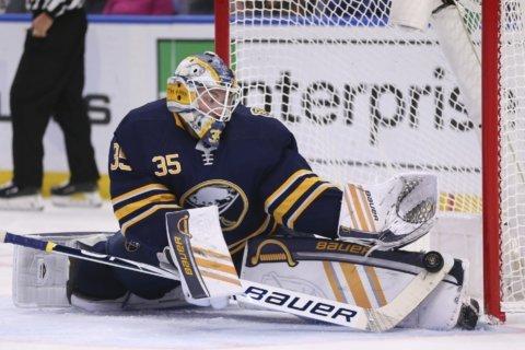 Eichel scores twice, Sabres top Blues 5-2